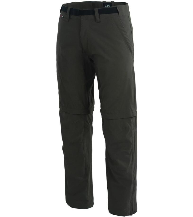 HANNAH THUMBLE Pánské kalhoty 115HH0003LP02 Earthy S