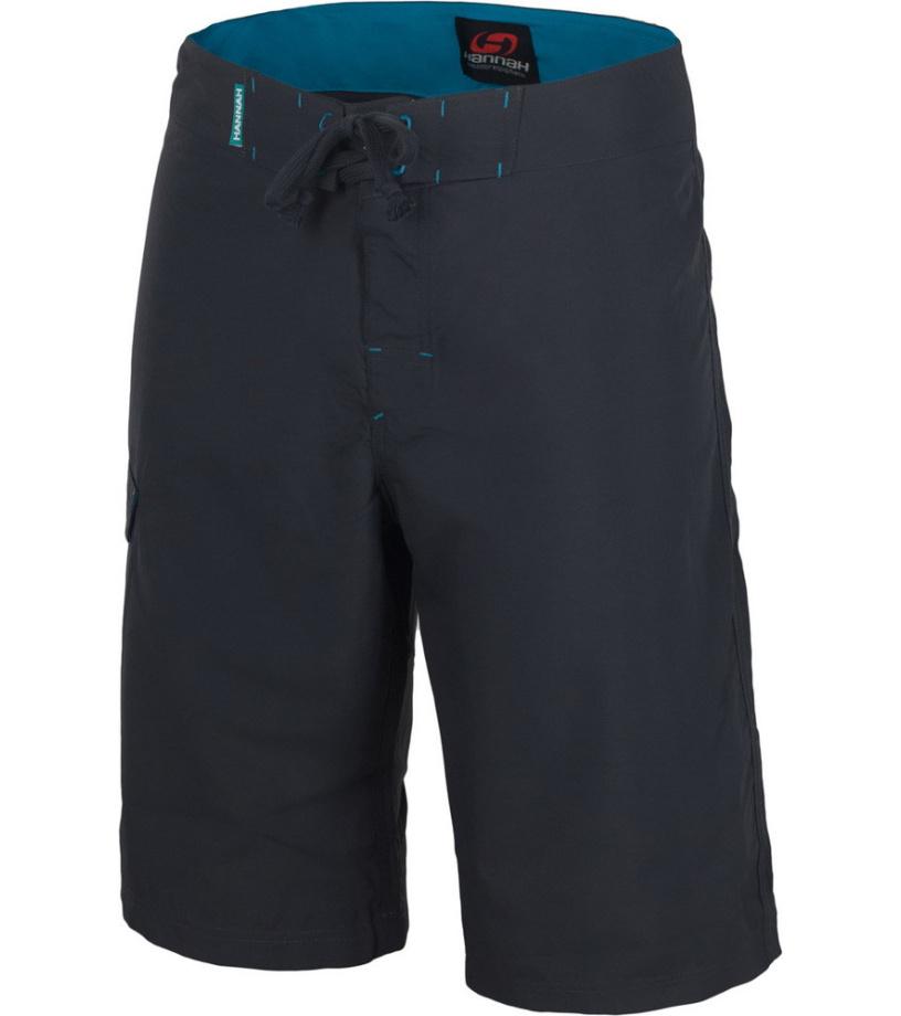 HANNAH VECTA Pánské šortky 115HH0004LK01 Graphite M