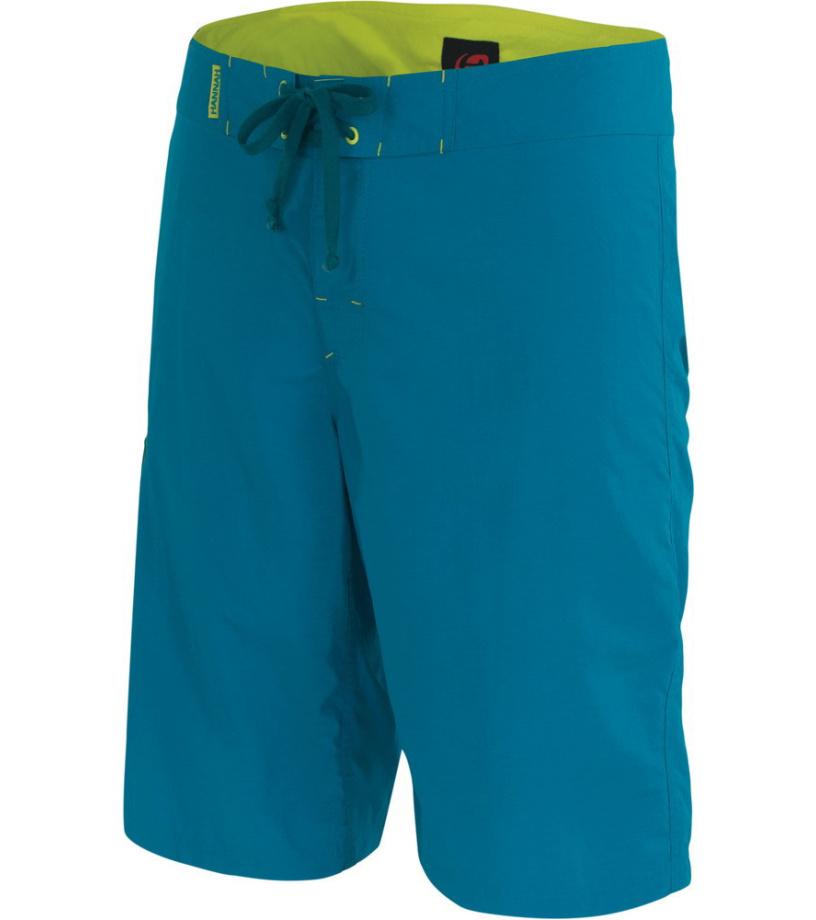 HANNAH VECTA Pánské šortky 115HH0004LK02 capri breeze XL