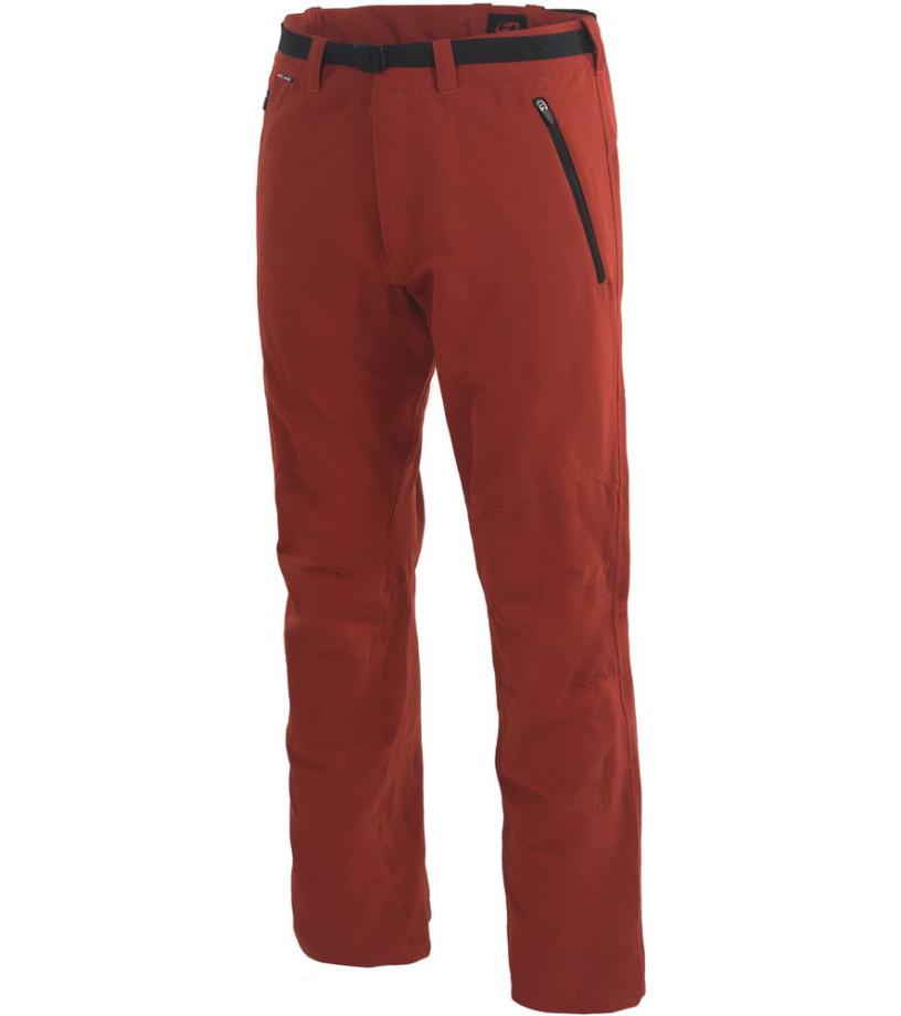 HANNAH ROB Pánské kalhoty 115HH0004LP02 Ketchup XXL