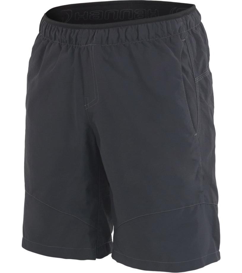 HANNAH TANNER Pánské šortky 115HH0005LK02 Graphite M
