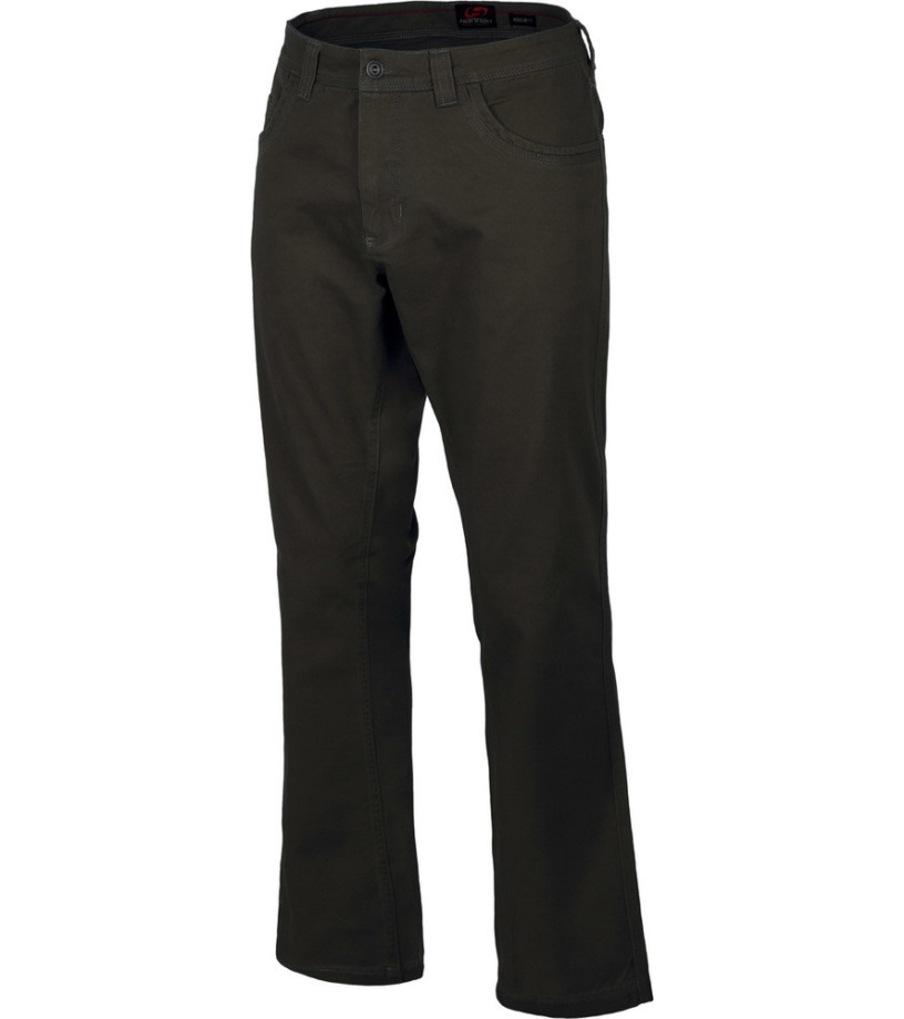 HANNAH BEXAR Pánské kalhoty 115HH0011LP05 Earthy 50