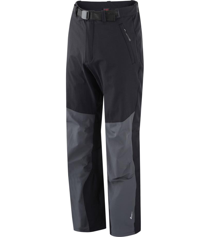 HANNAH Enduro Pánské kalhoty 116HH0002SP02 Anthracite/graphite L