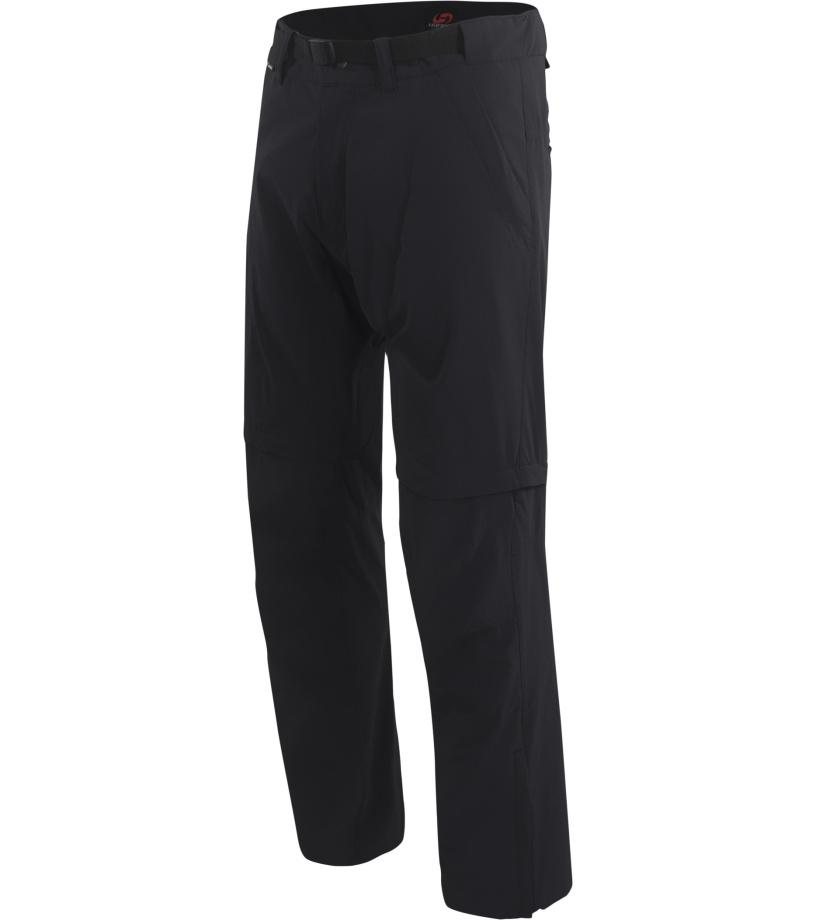 HANNAH Thumble Pánské kalhoty 116HH0003LP01 anthracite XL