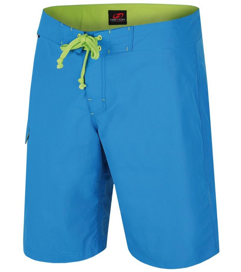 HANNAH Vecta Pánské šortky 116HH0005LK03 Blue aster S