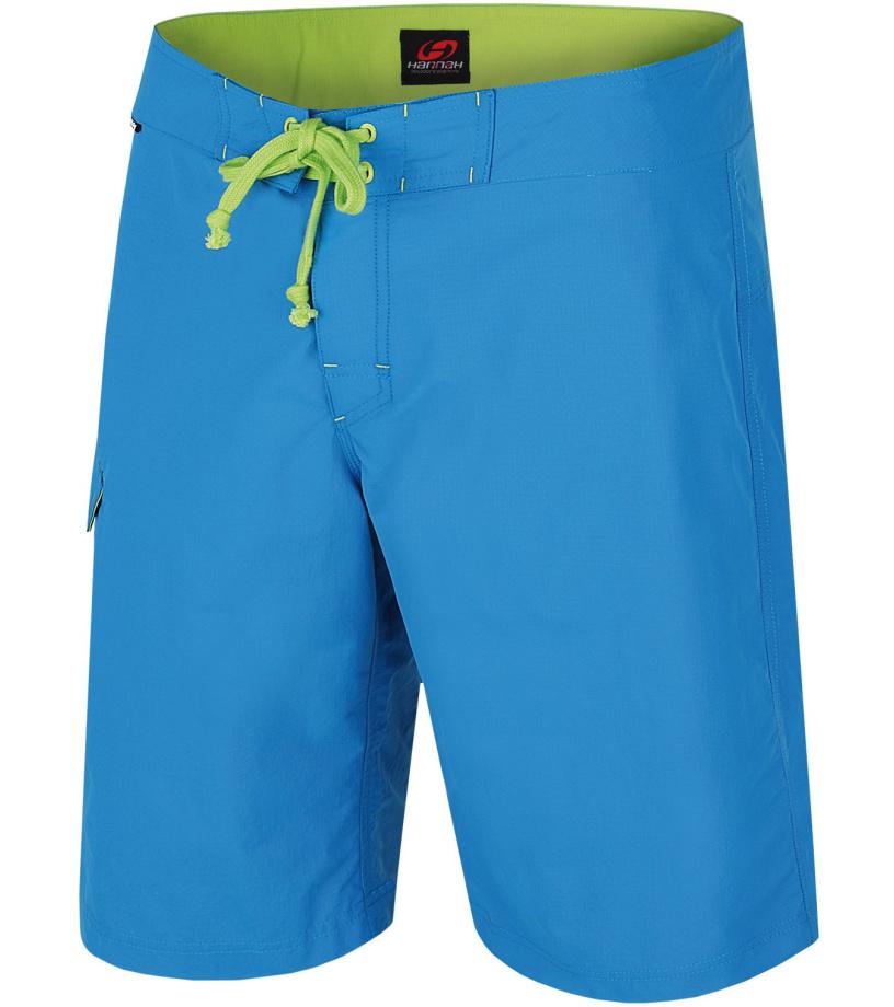HANNAH Vecta JR Dětské šortky 116HH0019LK02 Blue aster 116
