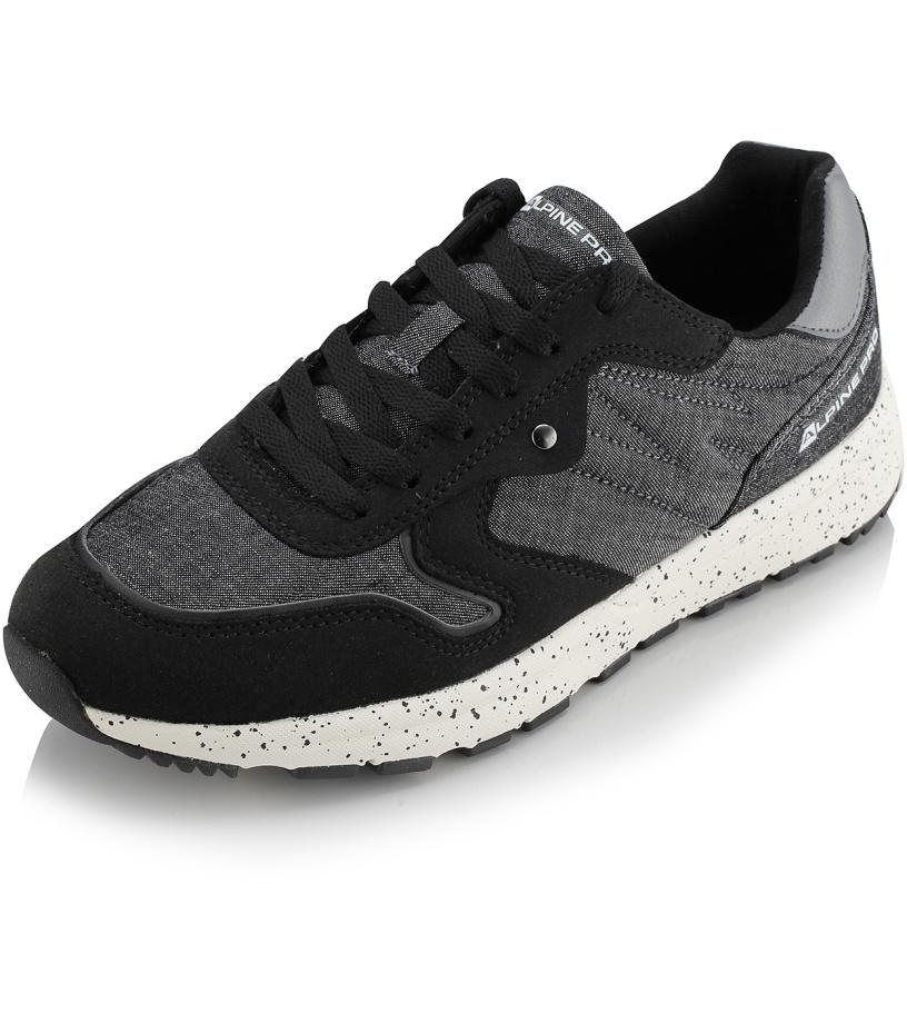 ALPINE PRO CARRYB Pánská městská obuv MBTN163990 černá 46