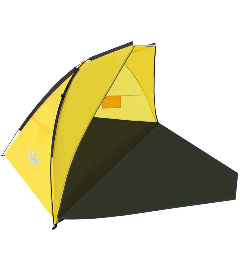 LOAP BEACH SHELTER Plážový stan TL1738C43 žlutá