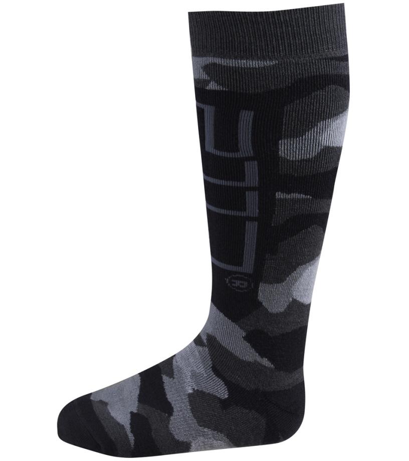 2117 OF SWEDEN Granhed Lyžařské ponožky 7158904750 Ink camo