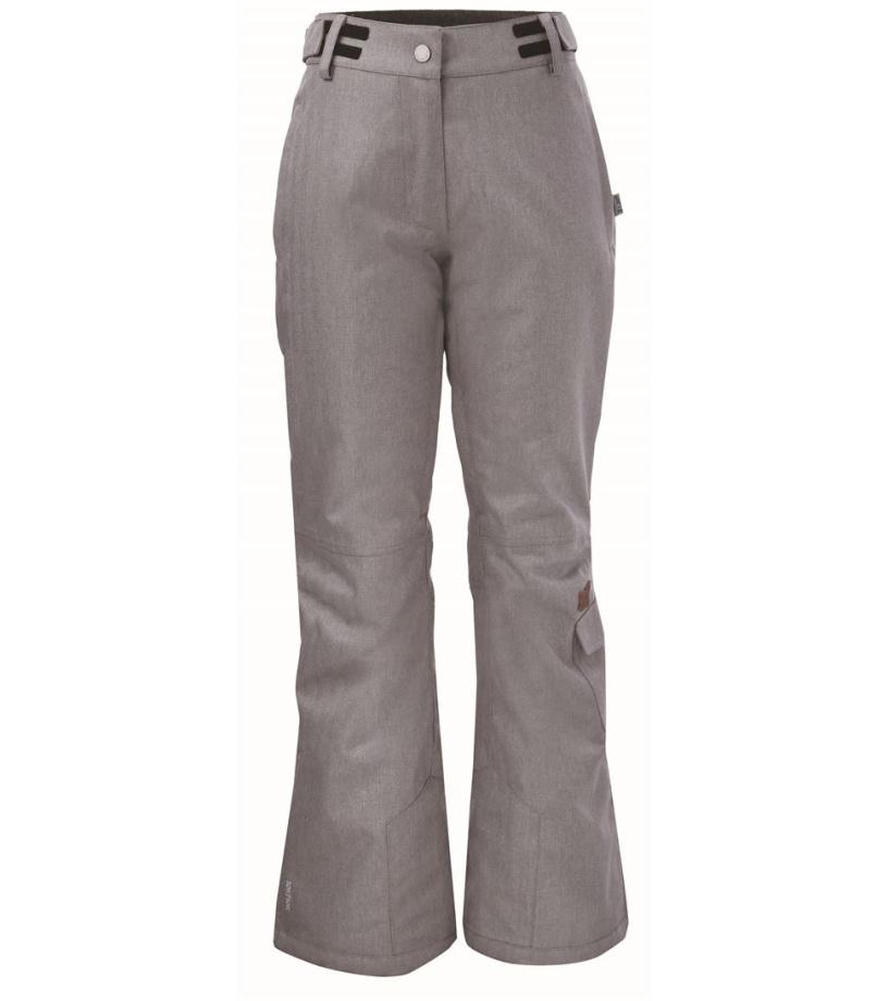 2117 OF SWEDEN Braås Dámské lyžařské kalhoty 7628921458 Yd grey