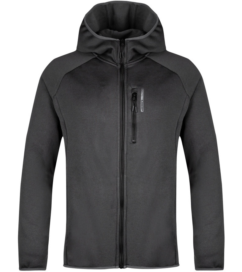 LOAP MEDEMSU Pánský sportovní svetr CLM1864V22X černá