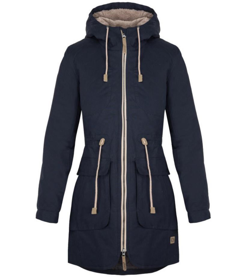 LOAP NOELA Dámský zimní kabát CLW1894L75L Tot Eclipse XS