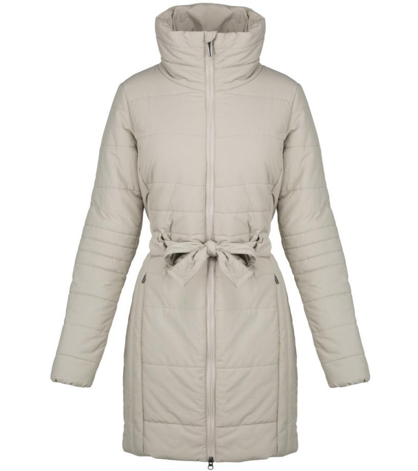 LOAP TUDORA Dámský zimní kabát CLW1899T90T Chat Gray XS