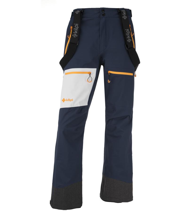 KILPI Dámské třívrstvé kalhoty KEKU-W JL0022KIDBL Tmavě modrá