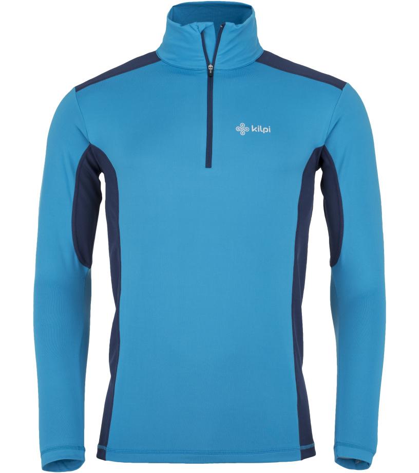 KILPI Pánské funkční tričko WILKE-M JM0037KIBLU Modrá