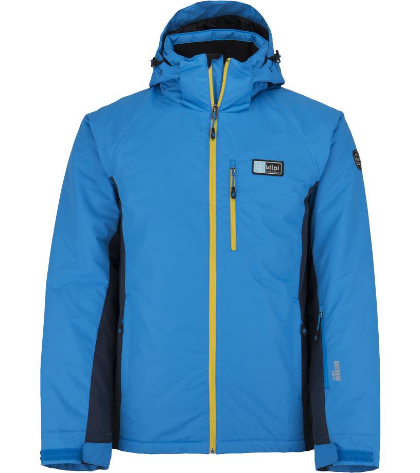 KILPI Pánská lyžařská bunda CHIP-M JM0077KIBLU Modrá