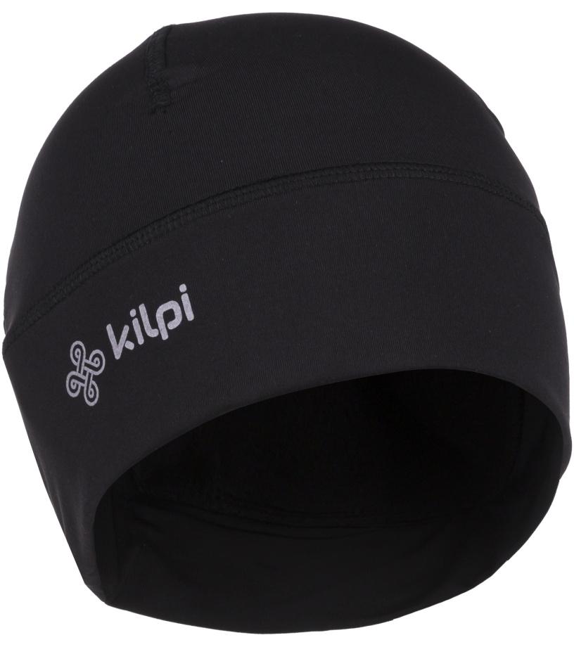 KILPI Univerzální fleecová čepice RUN-U JU0120KIBLK Černá S 4a64640127