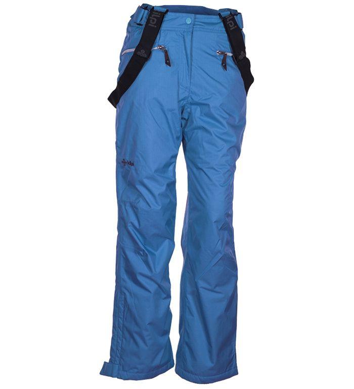 KILPI Dámské snowboardové kalhoty KAKSI BL0033KIBLU Modrá 42