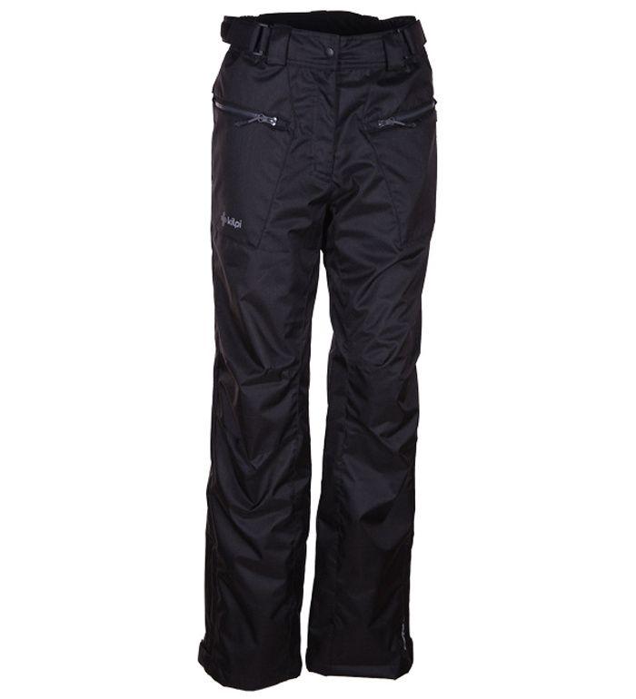 KILPI Dámské snowboardové kalhoty KATRI BL0041KIBLK Černá 40