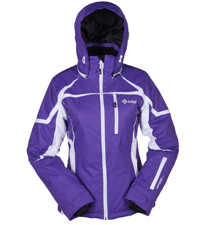 KILPI Dámská lyžařská bunda MAJAKA BL0061KIVLT Fialová 42