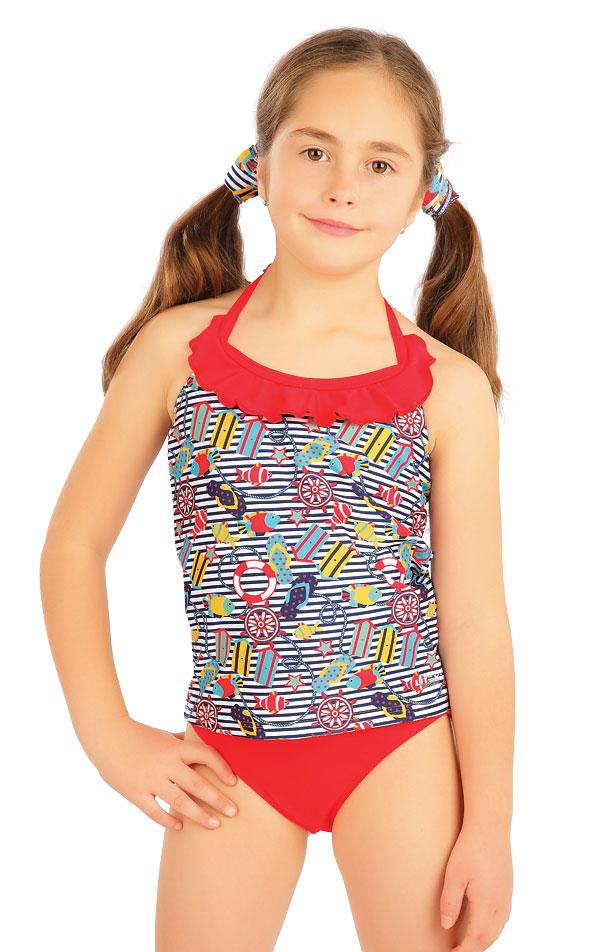LITEX Dívčí plavkový top. 85635