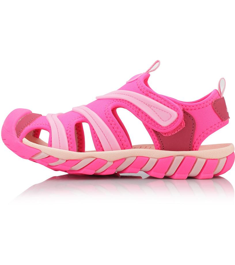 a577b5d10b0d ALPINE PRO JORDAN Dětská letní obuv KBTL161452 růžová 29