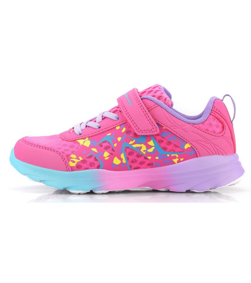 3ce3a92a5649 ALPINE PRO JOGO Dětská sportovní obuv KBTL164452 růžová