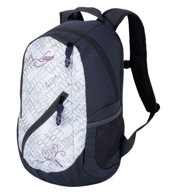 LOAP SIENNA 13L Školní batoh BD1267118 gray