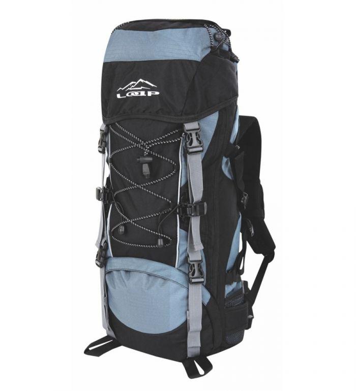 LOAP EIGER Turistický batoh BE1422P07V zelená/černá