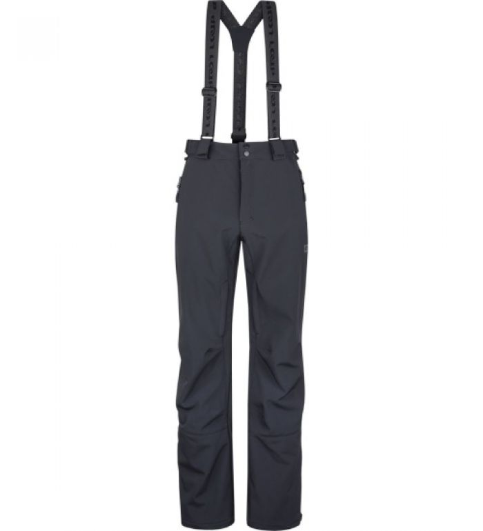LOAP PROSPER Pánské softshellové kalhoty SFM1303V20V Moon Night XL