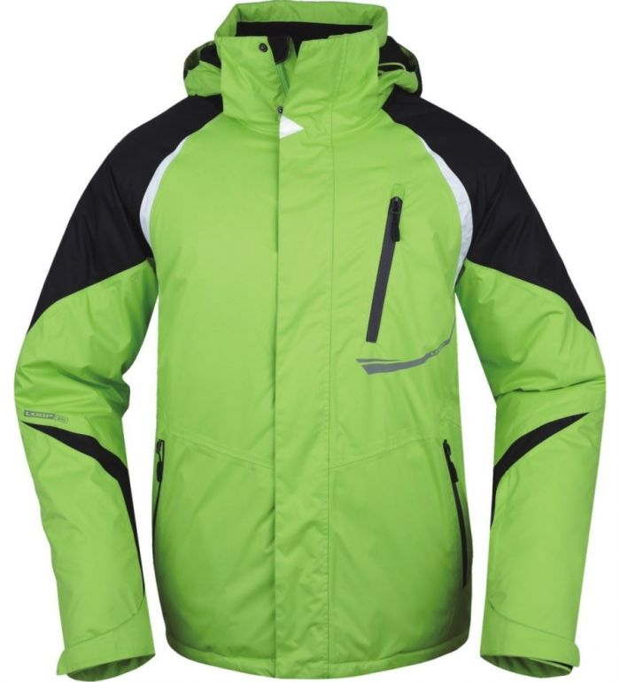 LOAP LASSE Pánská lyžařská bunda SWM1307N90V zelená M