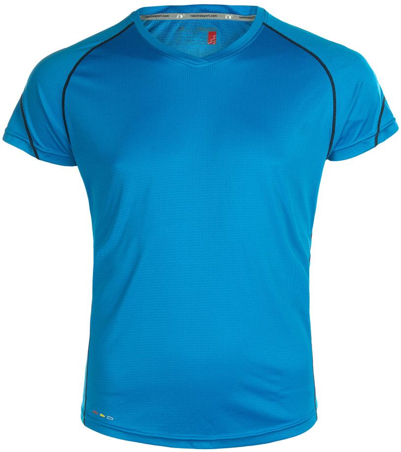 NEWLINE BASE Coolskin Dámské běžecké tričko 13603-016 Modrá XS