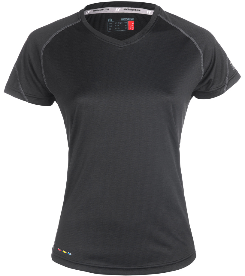 NEWLINE BASE Coolskin Dámské běžecké tričko 13603-060 černá