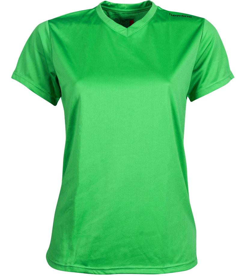 NEWLINE BASE Cool Dámské běžecké tričko 13614-03 Zelená