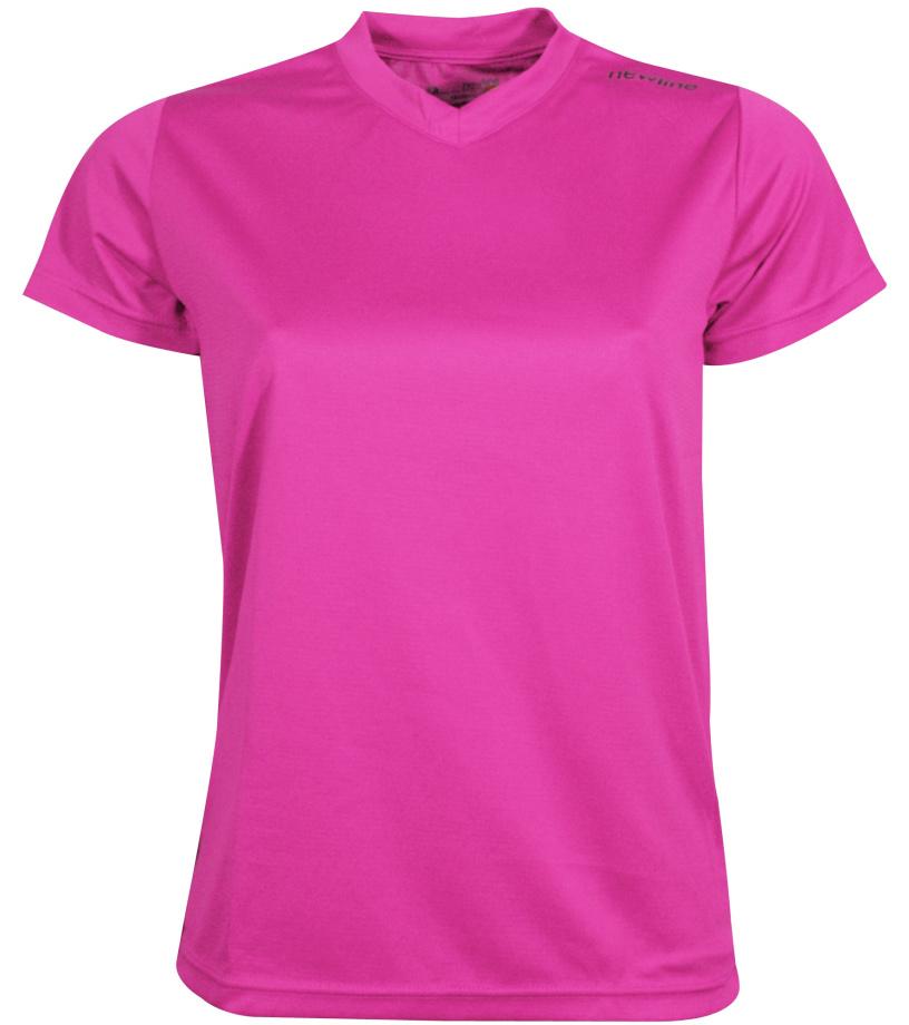 NEWLINE BASE Cool Dámské běžecké tričko 13614-048 Růžová