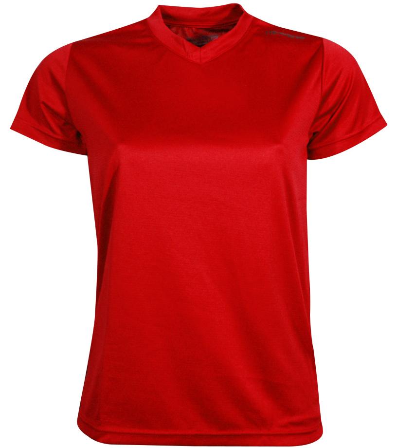 NEWLINE BASE Cool Dámské běžecké tričko 13614-04 Červená