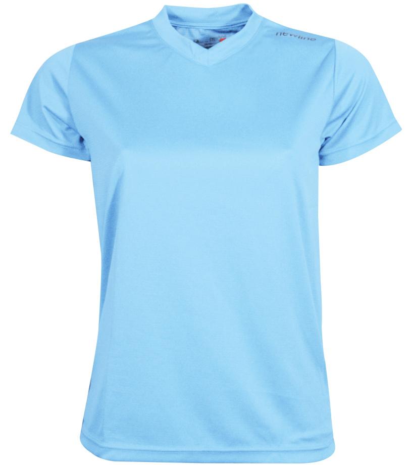 NEWLINE BASE Cool Dámské běžecké tričko 13614-052 Světle modrá