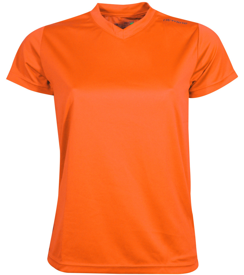 NEWLINE BASE Cool Dámské běžecké tričko 13614-07 Oranžová S