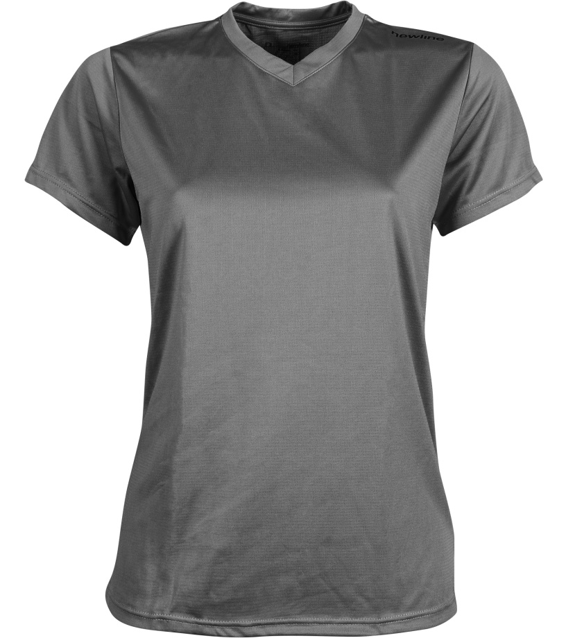 NEWLINE BASE Cool Dámské běžecké tričko 13614-083 Tmavě šedá