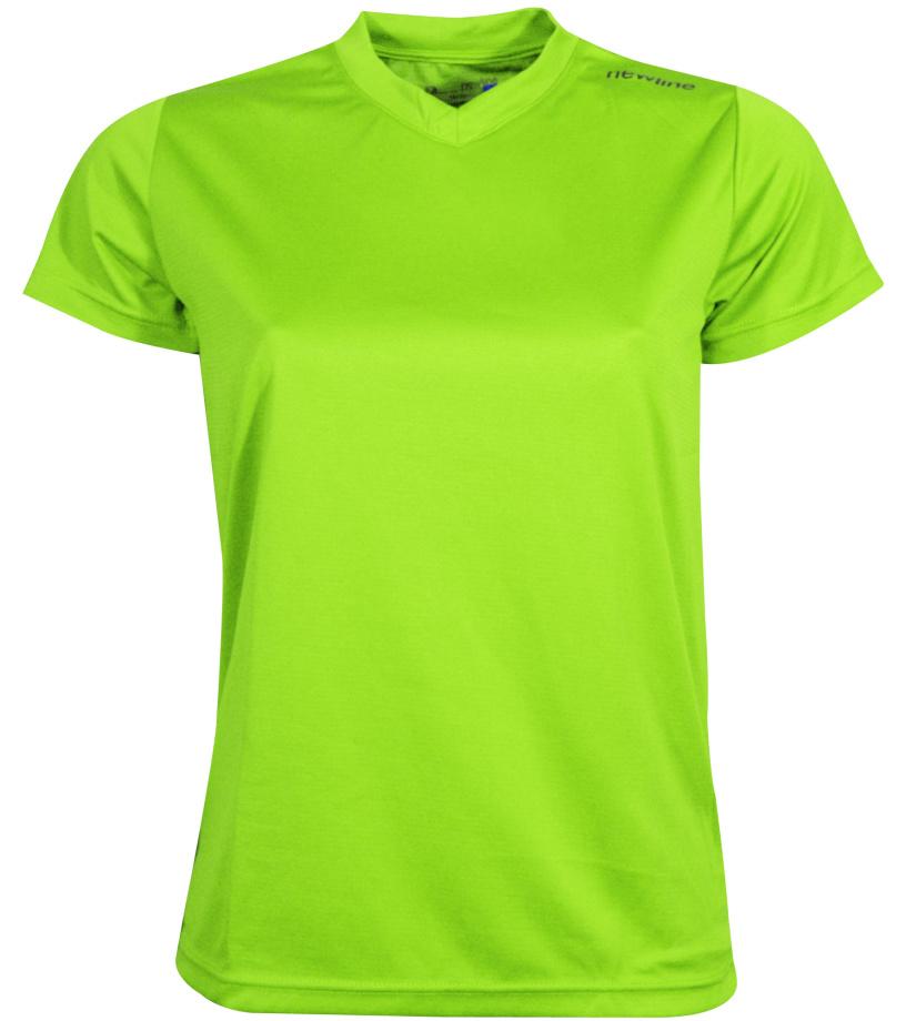 NEWLINE BASE Cool Dámské běžecké tričko 13614-913 Kiwi zelená XS