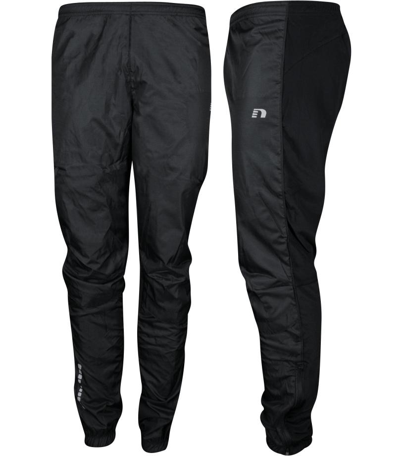 NEWLINE BASE CROSS Pánské běžecké kalhoty 14105-060 černá