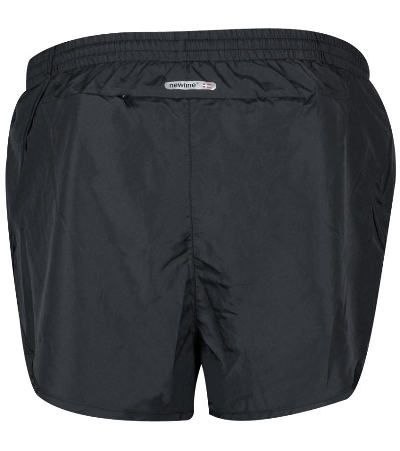 dc05053c090e Pánske bežecké krátke nohavice BASE SPLIT NEWLINE - OK Móda