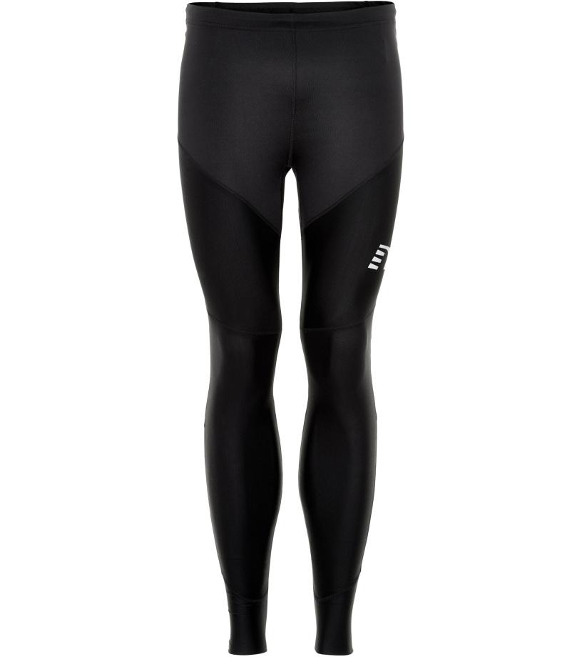 NEWLINE ICONIC Pánské běžecké kompresní kalhoty 73234-060 černá