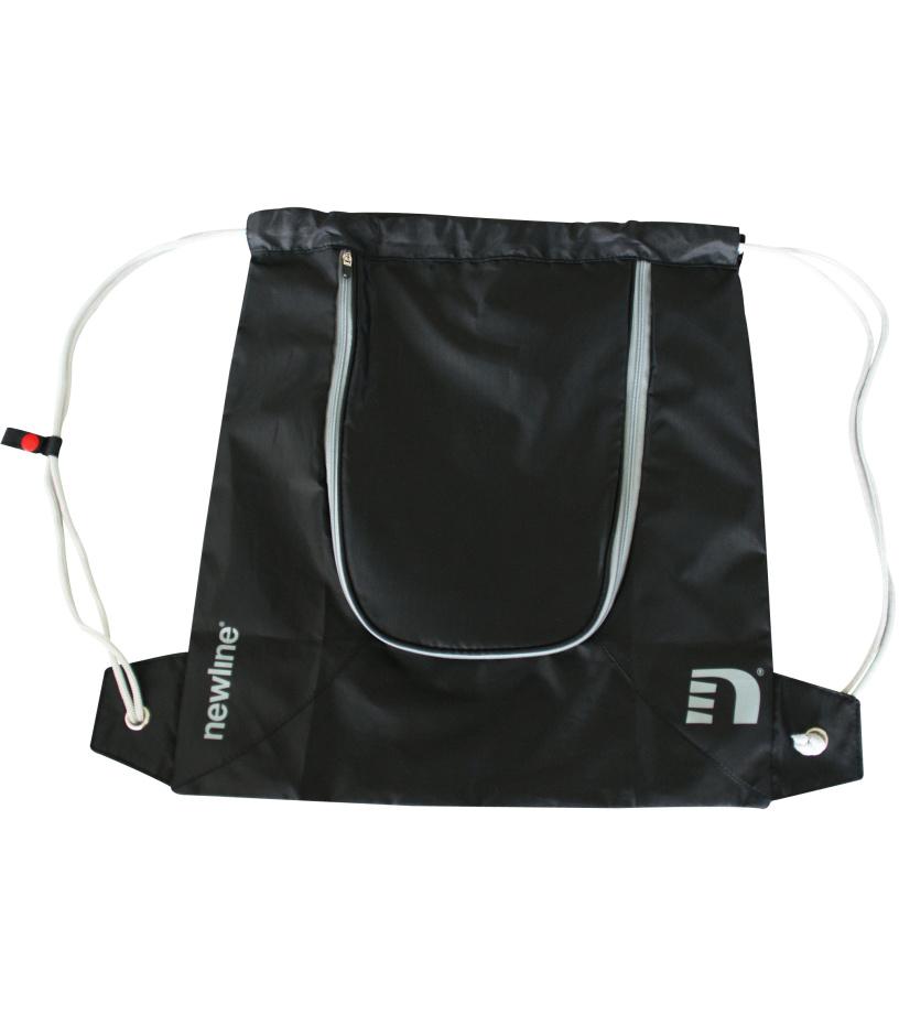 NEWLINE Sportovní taška přes rameno 90980-060 černá