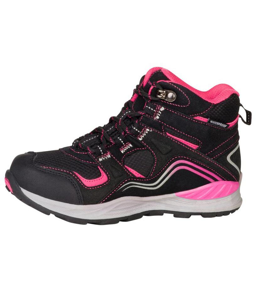 ALPINE PRO SIBEAL Dětská outdoorová obuv KBTM159411 fuchsiová 33 6025e462fe