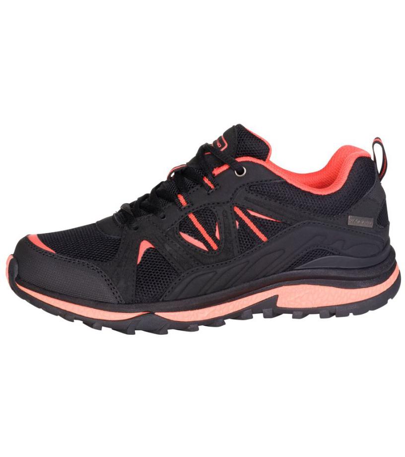 ALPINE PRO TORA Dámská outdoorová obuv LBTM177990 černá 37