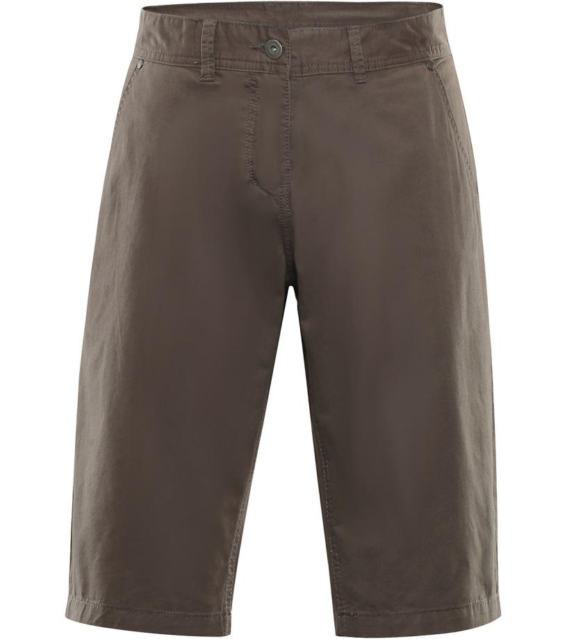 ALPINE PRO AKLIMA Dámské šortky LPAL222122 steeple gray