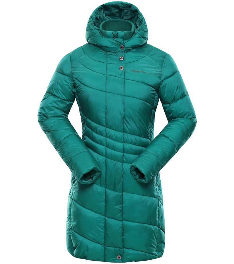ALPINE PRO OMEGA 2 Dámský kabát LCTK025593 L