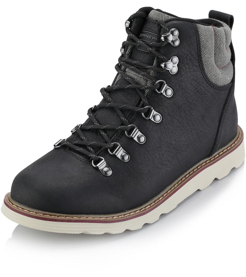 ALPINE PRO VERAS Pánská městská obuv MBTK100990 černá