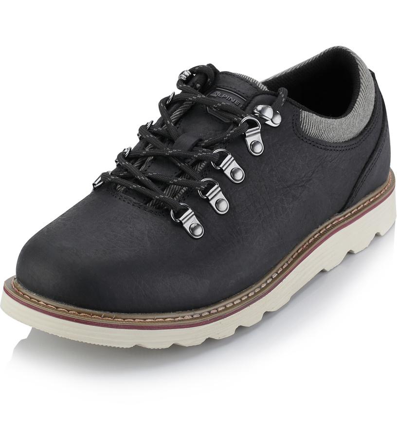 ALPINE PRO TATUY Pánská městská obuv MBTK101990 černá
